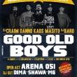 GOOD OLD BOYS summer tour 2012