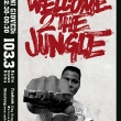 King Kong Posse - Welcome 2 the jungle -  Manifesto 01 - Logo di Masitoboy grafica di Zoe 2011
