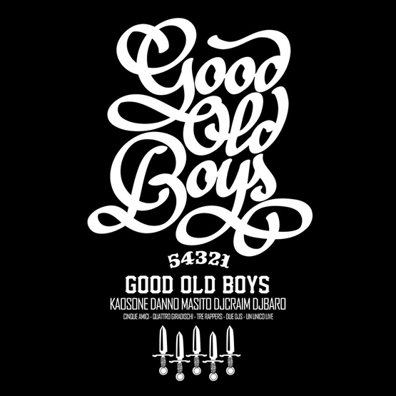 #54321 GOOD OLD BOYS ORCHESTRA COLPISCE ANCORA!!!