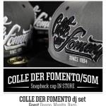 5tate of Mind in collaborazione con Colle der Fomento presenta in esclusiva da GRAFF DREAM il primo snapback 5OM/CDF.